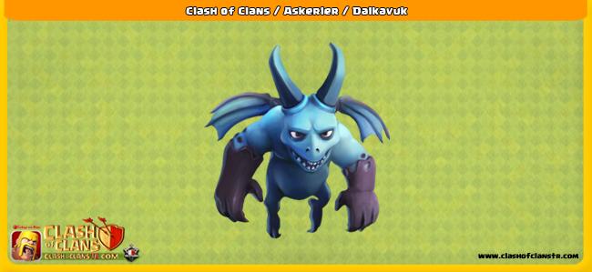 clashofclans_dalkavuk_yukseltme_gelisimi_seviyesi