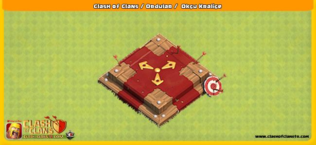 clashofclans_okcu_kralice_yukseltme_gelisimi_seviyesi